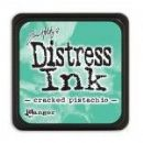 Tim Holtz® Distress Mini Ink Pad from Ranger - Cracked Pistachio